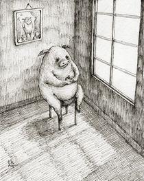 Pensive von steampunkgrub