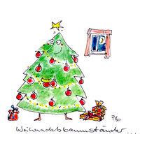 Weihnachtsbaumstaender