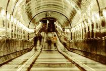 OLG ELBE TUNNEL I.II by ursfoto