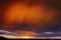 Feuerwolke von Bernd Seydel