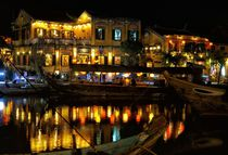 Hoi An by night by Bruno Schmidiger