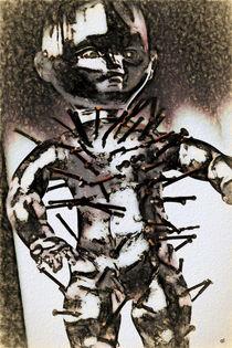 Voodoo doll von Boris Selke