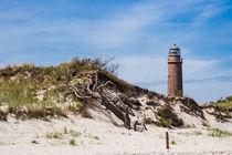 Leuchtturm auf dem Fischland-Darß von Rico Ködder