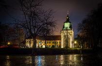 Schloss Fürstenau im neuem Licht  by Andreas  Mally