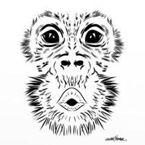 Baby Ape Design  von Vincent J. Newman