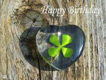 Happy Birthday 0011 von Norbert Hergl