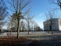 Bergpark in  Kassel 1  von Pia Roth