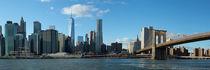 Auf nach Manhattan von Borg Enders