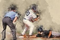 Baseball by Peter Roder