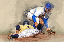Baseball by Peter Roder