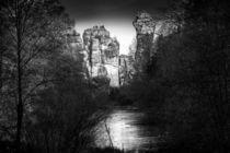 Externsteine Teutoburger Wald #2 by Colin Utz