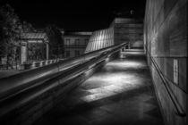 Stuttgart bei Nacht - Neue Staatsgalerie #1 by Colin Utz