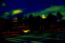 Nachtfahrt by Bastian  Kienitz