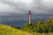 Unwetter am Leuchtturm Campen von ropo13