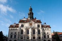 Lüneburg Rathaus von Borg Enders