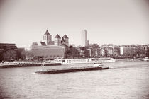 Rheinpromenade by Bastian  Kienitz