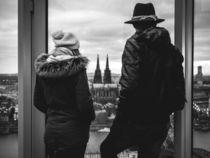Blick auf den Kölner Dom by Alexander Stein