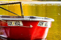 A Boat at the Lake by mnfotografie