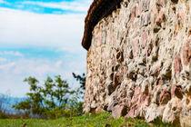 mittelalterliche Mauer von mnfotografie