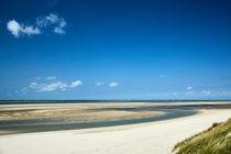 Strand Langeoog von renard