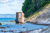 Ruine im Wasser bei Kap Arkona von mnfotografie