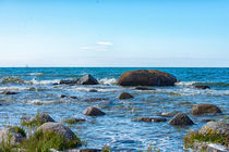 Steinstrand Kap Arkona Rügen by mnfotografie