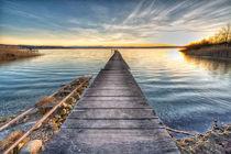 Sonnenuntergang von Holger Schultz