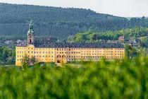 Heidecksburg im Hintergrund by mnfotografie