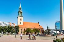 Marienkirche Berlin by mnfotografie