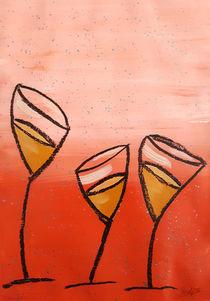 Orange Party von art-gallery-bendorf