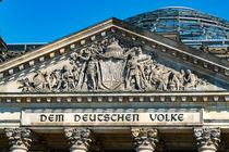 Bundestag Berlin by mnfotografie