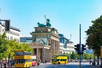 Brandenburger Tor Stadtrundfahrt by mnfotografie