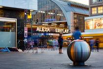 Berlin Alexanderplatz von mnfotografie