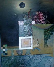mit schwarzer Sonne by Reiner Makarowski