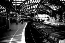 Köln Hauptbahnhof  by Bastian  Kienitz
