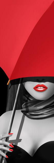 Rot wie die Liebe von Monika Juengling