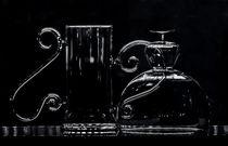 Glassware Chiaroscuro by James Aiken