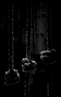 Knotted at Three by James Aiken
