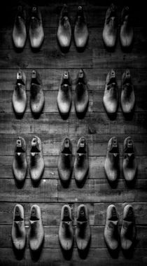 Stepping on Board by James Aiken