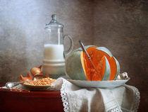 Milch und Kürbis by Nikolay Panov