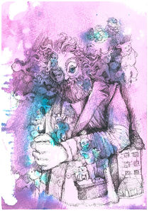 Ian Kubrick  by Maryam Hashemi
