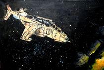 spaceschiff von Edmond Marinkovic
