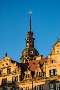Historische Gebäude in Dresden by Rico Ködder