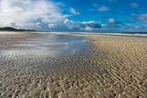 Strand an der Nordseeküste auf der Insel Amrum by Rico Ködder