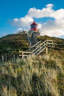 Leuchtturm in Norddorf auf der Insel Amrum by Rico Ködder