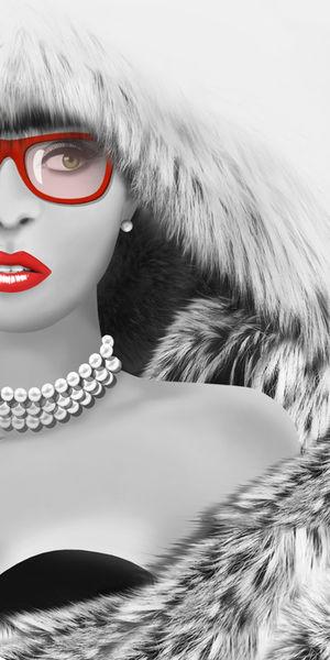 Frau-winter-halb-brille