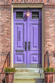 The Lavender Door by Jon Woodhams