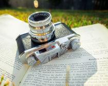 Halina 35x Rangefinder Camera by Jon Woodhams