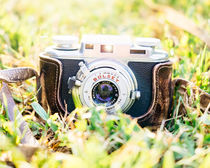 Bolsey B Rangefinder Camera by Jon Woodhams