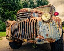 1946 Chevy Work Truck by Jon Woodhams
